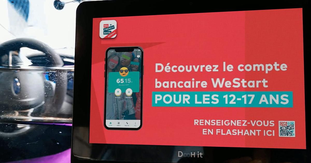La Parole aux annonceurs : Ma French Bank X Le Compte WeStart