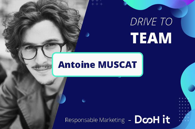 Drive to TEAM – Antoine Muscat