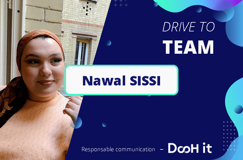Drive to TEAM – Nawal Sissi