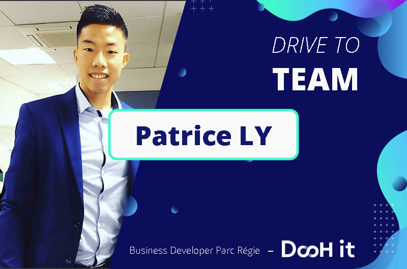 Drive to TEAM – Patrice Ly
